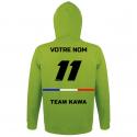 Sweatshirt à Capuche MyTeam