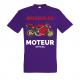 T-SHIRT BRISEUR DE MOTEUR