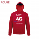 Sweatshirt à Capuche PERSONNALISABLE